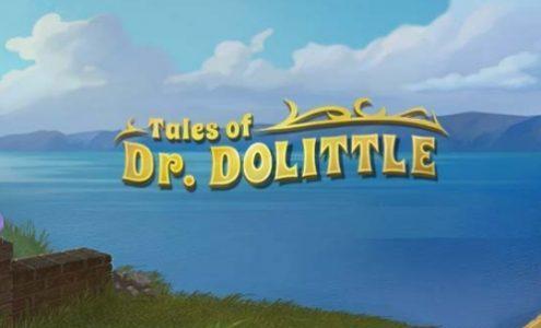 tales of dr. dolittle logo