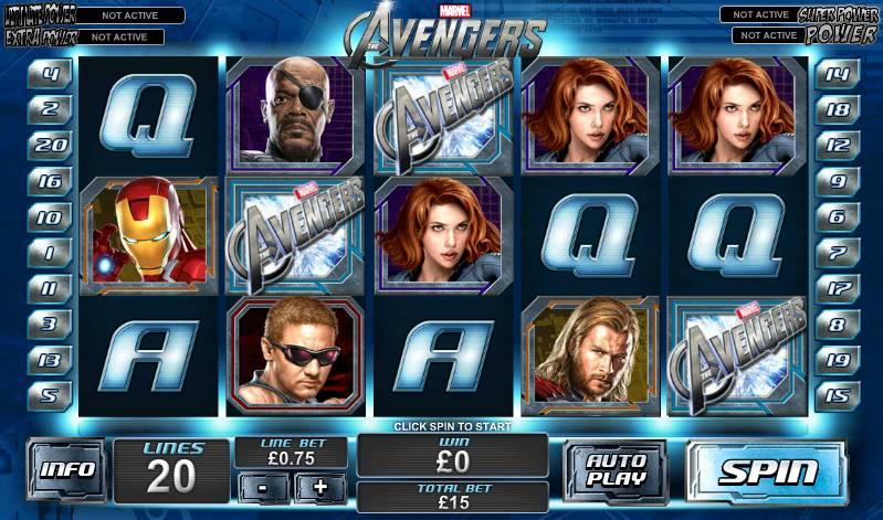 the avengers spill