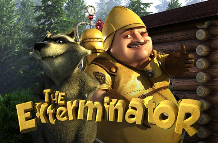 the-exterminator-utgått-automat-betsoft
