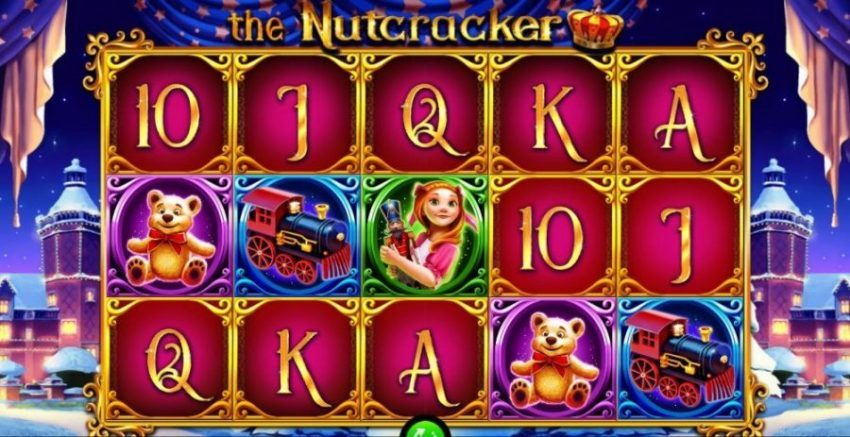 the nutcracker spillet