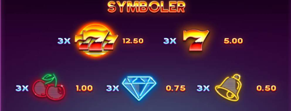 total overdrive symboler