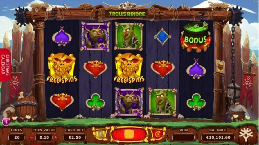 trolls bridge screenshot
