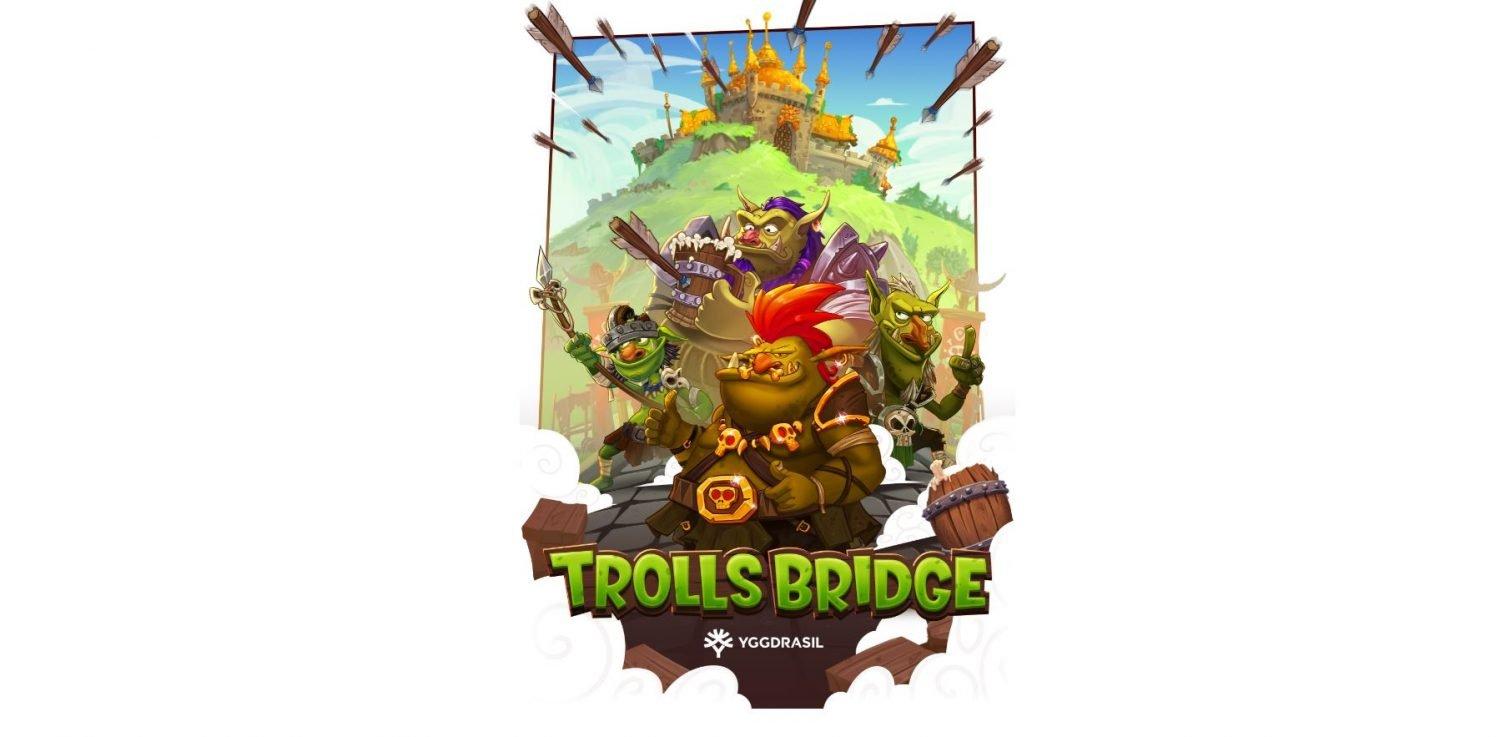 trolls bridge troll og fanteri