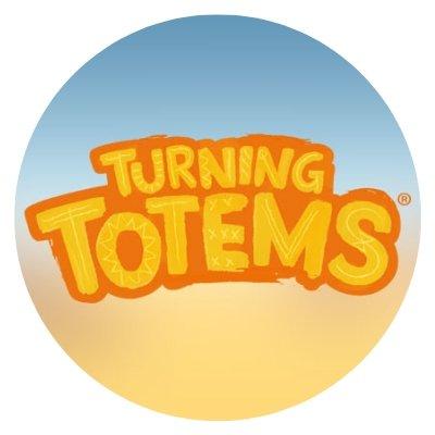 turning totems - rundt bilde.