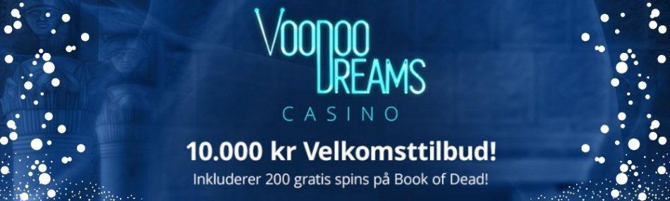 voodoo dreams banner