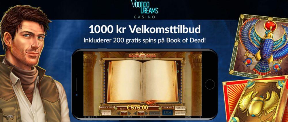 voodoo dreams bonus