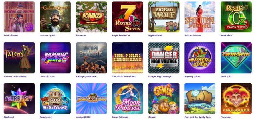 wildz casino mest populære spilleautomater