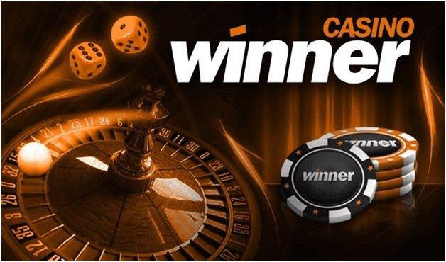 Netttspill hos Winner Casino.