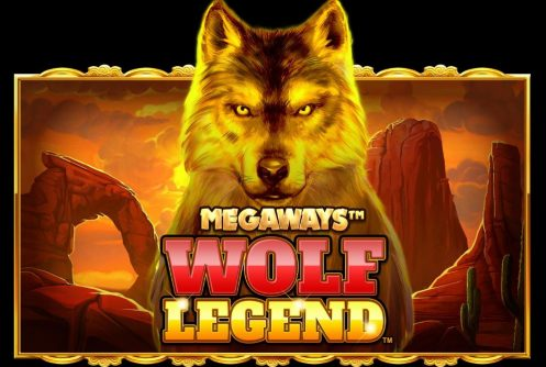 wolf legend - logo