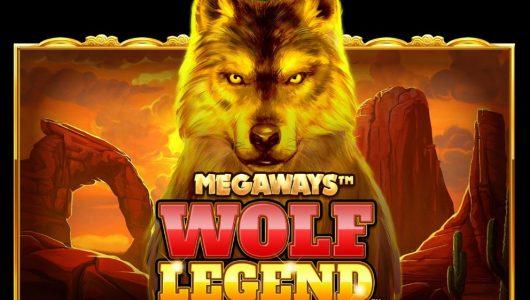 wolf legend - logo